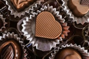 Chocolate Hearts and History - Talk & Tasting