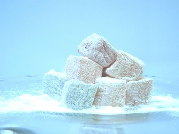 Featured: Authentic Turkish Delight