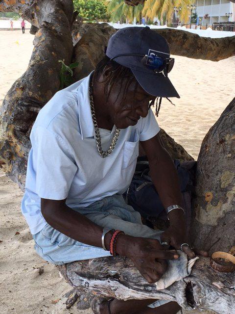 Grenada - Alvin Heinz:  Cacao Tea
