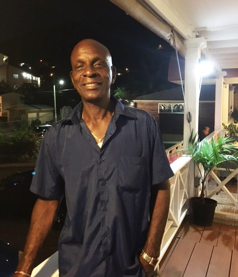 Grenada- Carl David: The Cane and the Corn