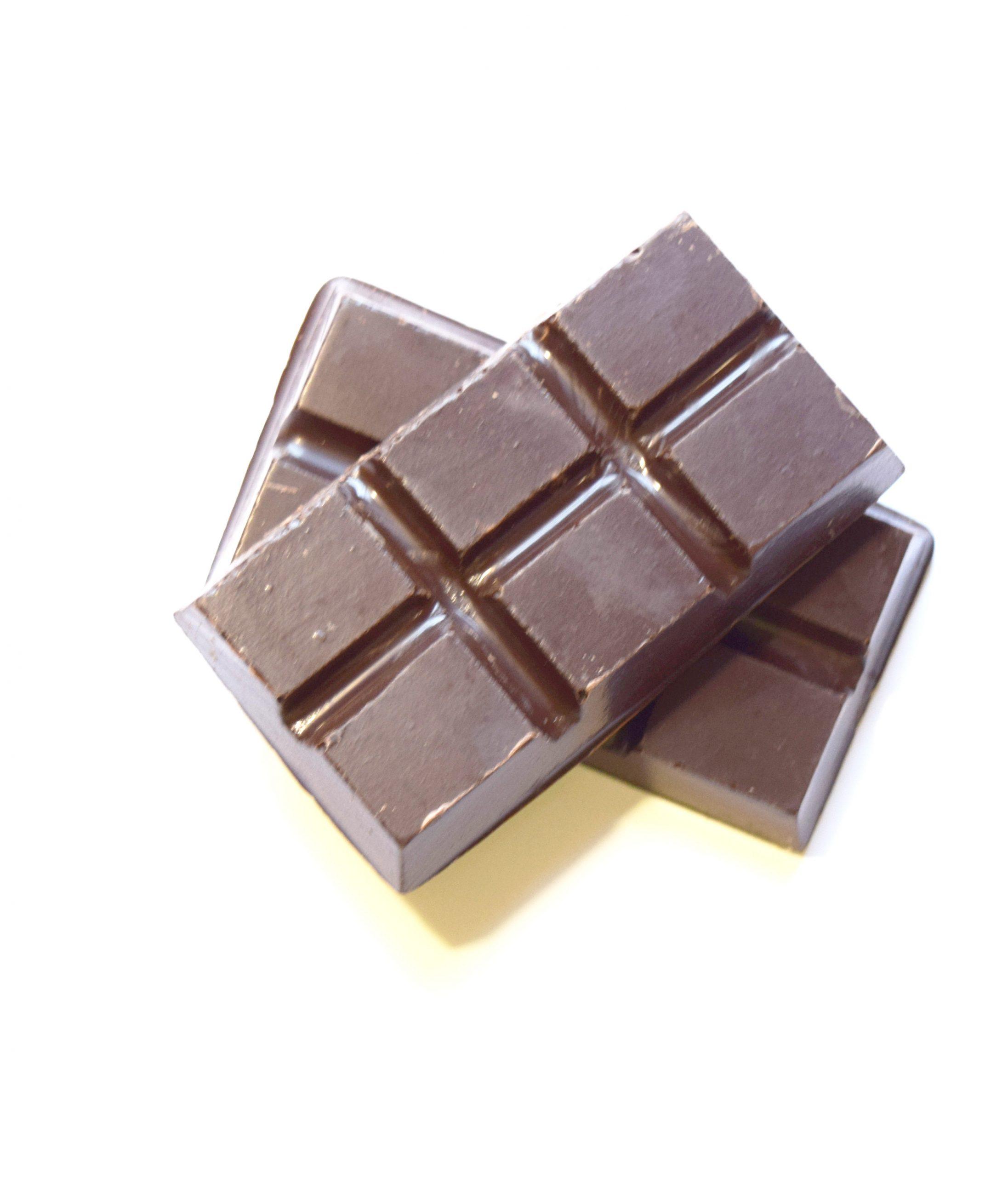 Handmade Dark Chocolate Stack