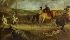 Degas, Suffering City of New Orleans