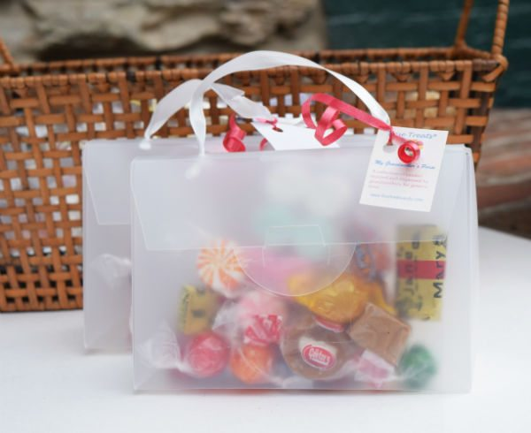 Grandmother's Purse Candy